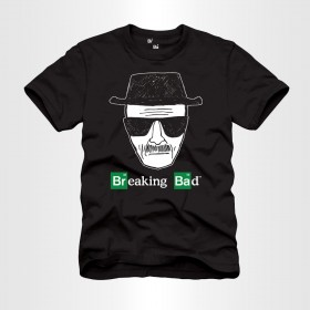 Breaking Bad: Heisenberg Black Shirt