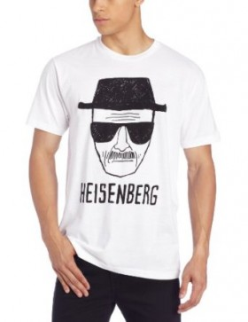 Breaking Bad: Heisenberg White Shirt