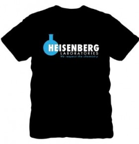 Breaking Bad: Heisenberg Laboratories Shirt