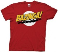 The Big Bang Theory: Bazinga! Shirt